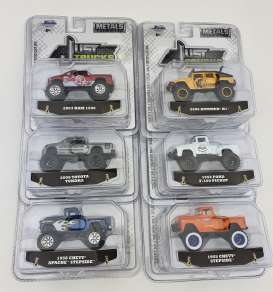 Assortment/ Mix  - various - 1:64 - Jada Toys - 14020W23 - jada14020W23 | The Diecast Company