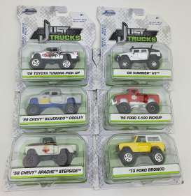 Assortment/ Mix  - various - 1:64 - Jada Toys - 14020W24 - jada14020W24 | The Diecast Company
