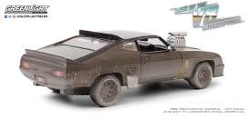 Ford  - Falcon XB *Weathered* 1973 black/weathered - 1:24 - GreenLight - 84052 - gl84052 | The Diecast Company