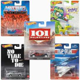 Assortment/ Mix  - various - 1:64 - Hotwheels - DMC55 - hwmvDMC55-957A | The Diecast Company