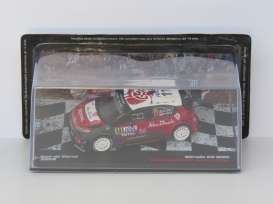 Citroen  - C3 WRC #11 2018 red/white/grey - 1:43 - Magazine Models - RAcitC3 - MagRAcitC3-11 | The Diecast Company