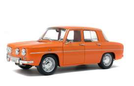 Renault  - Gordini TS orange - 1:18 - Solido - 1803603 - soli1803603 | The Diecast Company