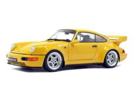 Porsche  - 911 3.8 RS yellow - 1:18 - Solido - 1803401 - soli1803401 | The Diecast Company