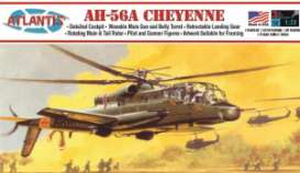 Helicopters  - AH-56A Cheyenne  - 1:72 - Atlantis - AMCA506 - AMCA506 | The Diecast Company