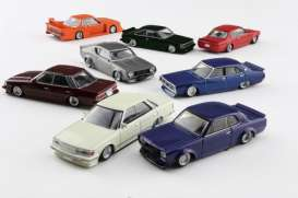 Assortment/ Mix  - 1:64 - Aoshima - 10721 - abk10721 | The Diecast Company