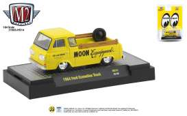 Ford  - Econoline pick-up Truck 1964 yellow - 1:64 - M2 Machines - 31500HS14 - M2-31500HS14 | The Diecast Company