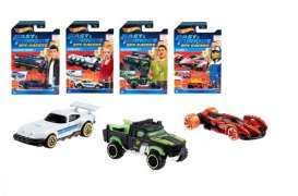 Assortment/ Mix  - F&F Spy Racers tv series 2020 various - 1:64 - Hotwheels - GNN29 - hwmvGNN29-956A | The Diecast Company
