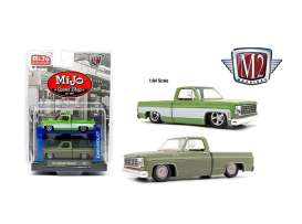 Chevrolet  - Silverado 1975 various - 1:64 - M2 Machines - 33000MJS01 - m2-33000MJS01 | The Diecast Company