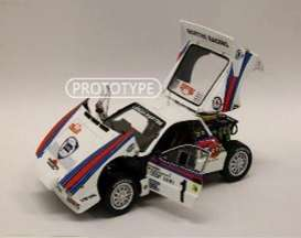 Lancia  - Rally 037 1983 white/red/blue - 1:18 - Kyosho - 8306A - kyo8306A | The Diecast Company