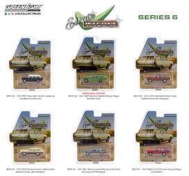 Assortment/ Mix  - various - 1:64 - GreenLight - 36010 - gl36010 | The Diecast Company