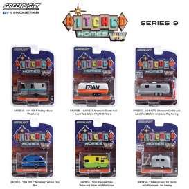 Assortment/ Mix  - various - 1:64 - GreenLight - 34090 - gl34090 | The Diecast Company