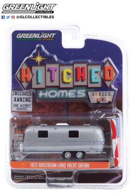 Airstream  - Double-Axle 1971 grey - 1:64 - GreenLight - 34090C - gl34090C | The Diecast Company
