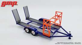 diorama Accessoires - blue/orange - 1:18 - GMP - 18949 - gmp18949 | The Diecast Company