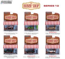 Assortment/ Mix  - various - 1:64 - GreenLight - 97100 - gl97100 | The Diecast Company