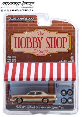 AMC  - Matador 1978 sand tan/gold - 1:64 - GreenLight - 97100C - gl97100C | The Diecast Company