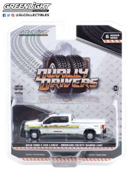 Ford  - F-350 2018  - 1:64 - GreenLight - 46060C - gl46060C | The Diecast Company