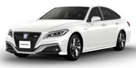Toyota  - Crown white - 1:18 - Ignition - IG1681 - IG1681 | The Diecast Company