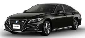 Toyota  - Crown black - 1:18 - Ignition - IG1682 - IG1682 | The Diecast Company
