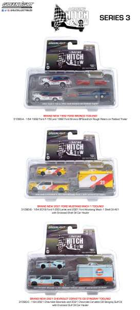 Assortment/ Mix  - various - 1:64 - GreenLight - 31110 - gl31110 | The Diecast Company