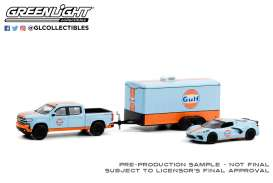 Chevrolet  - Silverado 2021  - 1:64 - GreenLight - 31110C - gl31110C | The Diecast Company