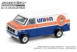 GMC  - Vandura 1987  - 1:64 - GreenLight - 35180E - gl35180E | The Diecast Company