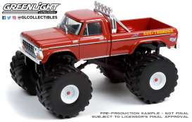 Ford  - F-250 Monster Truck 1979  - 1:43 - GreenLight - 88042 - gl88042 | The Diecast Company