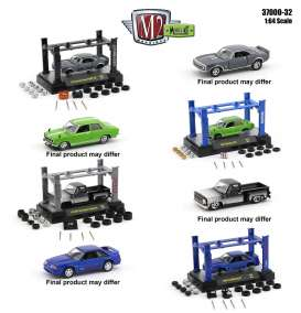 Assortment/ Mix  - various - 1:64 - M2 Machines - 37000-32 - M2-37000-32 | The Diecast Company