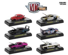 Assortment/ Mix  - various - 1:64 - M2 Machines - 32600AM07 - M2-32600AM07 | The Diecast Company