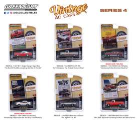Assortment/ Mix  - various - 1:64 - GreenLight - 39060~12 - gl39060 | The Diecast Company