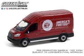 Ford  - Transit 2015  - 1:64 - GreenLight - 53030B - gl53030B | The Diecast Company
