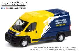 Ram  - ProMaster 2019  - 1:64 - GreenLight - 53030E - gl53030E | The Diecast Company