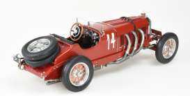 Mercedes Benz  - SSK 1929 red - 1:18 - CMC - 207 - cmc207 | The Diecast Company