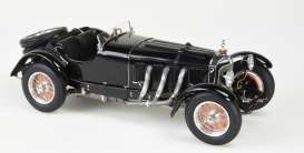 Mercedes Benz  - SSK 1929 black - 1:18 - CMC - 208 - cmc208 | The Diecast Company