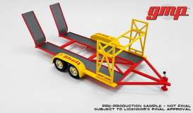 diorama Accessoires - yellow/red - 1:18 - GMP - 18948 - gmp18948 | The Diecast Company