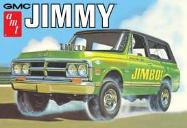 GMC  - Jimmy 1972  - 1:25 - AMT - s1219 - amts1219 | The Diecast Company