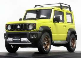 Suzuki  - Jimny yellow/black - 1:18 - Ignition - IG1703 - IG1703 | The Diecast Company