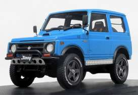Suzuki  - Jimny blue - 1:18 - Ignition - IG1722 - IG1722 | The Diecast Company