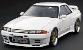Nissan  - Skyline  white - 1:18 - Ignition - IG2166 - IG2166 | The Diecast Company