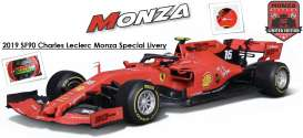 Ferrari  - F1 SF90 2020 red - 1:18 - Bburago - 16810 - bura16810L | The Diecast Company