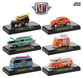 Assortment/ Mix  - various - 1:64 - M2 Machines - 32500-60 - M2-32500-60 | The Diecast Company