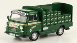Sava  - J4 1974 green - 1:43 - Magazine Models - magPub007 | The Diecast Company