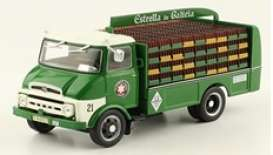 Ebro  - C150 1966 green - 1:43 - Magazine Models - magPub009 | The Diecast Company