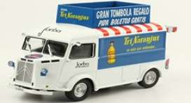 Citroen  - Type H 1959 white/blue - 1:43 - Magazine Models - magPub010 | The Diecast Company