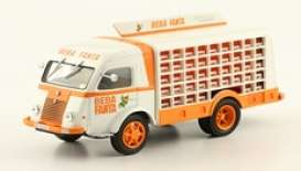 Renault  - Galion 1964 orange/white - 1:43 - Magazine Models - magPub012 | The Diecast Company