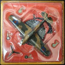 Hawker Aircraft  - Hurricane Mk-1  - 1:72 - Magazine Models - magWWIIAP024zv | The Diecast Company