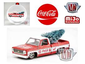 Chevrolet  - Fleetside 1973 red/white - 1:64 - M2 Machines - 53500mjs01 - M2-53500mjs01 | The Diecast Company
