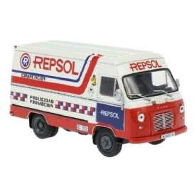 Avia  - 2500 1973 red/white - 1:43 - Magazine Models - magPub019 | The Diecast Company