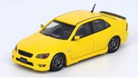 Toyota  - Altezza RS200 yellow - 1:64 - Inno Models - in64RS200YL - in64RS200YL | The Diecast Company