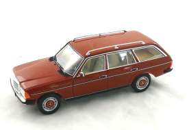 Mercedes Benz  - S123 red - 1:18 - Norev - 183732 - nor183732 | The Diecast Company
