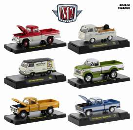 Assortment/ Mix  - various - 1:64 - M2 Machines - 32500-63 - M2-32500-63 | The Diecast Company